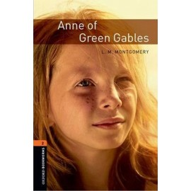 Oxford Bookworms: Anne of Green Gables + MP3 audio download