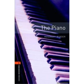 Oxford Bookworms: The Piano + MP3 audio download