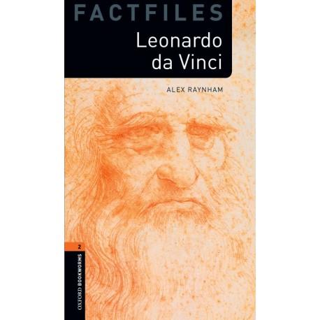 Oxford Bookworms Factfiles: Leonardo da Vinci + MP3 audio download Oxford University Press 9780194620864