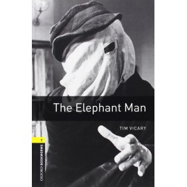 Oxford Bookworms: The Elephant Man + MP3 audio download