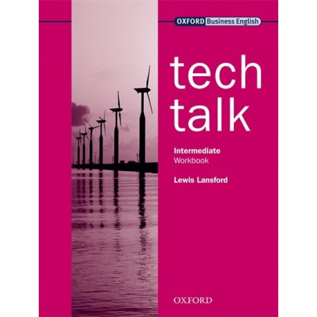 Tech Talk Intermediate Workbook Oxford University Press 9780194575423