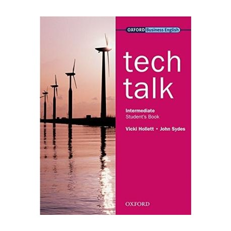 Tech Talk Intermediate Student's Book Oxford University Press 9780194575416