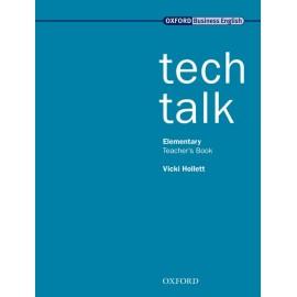 Tech Talk Elementary Teacher' s Book