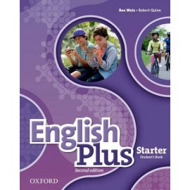 English Plus Starter Second Edition Student's Book