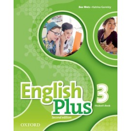 English Plus 3 Second Edition Student's Book