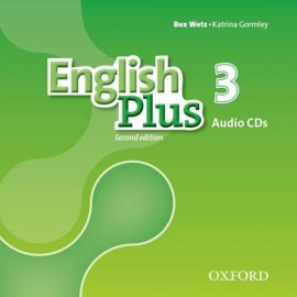 English Plus 3 Second Edition Class Audio CDs