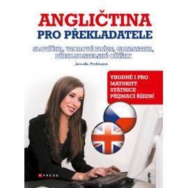 Angličtina pro překladatele - vhodné i pro maturity, státnice, přijímací řízení