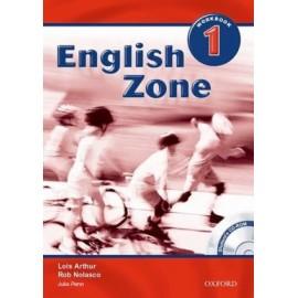English Zone 1 Workbook + CD
