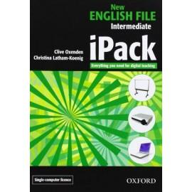New English File Intermediate iPack Single Computer