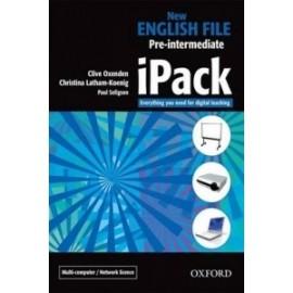 New English File Pre-intermediate iPack Single Computer