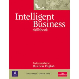 Intelligent Business Intermediate Skills Book with CD-ROM