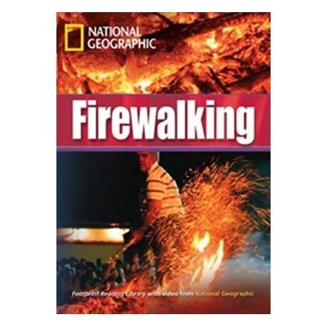 National Geographic Footprint Readers: Firewalking + DVD Heinle Cengage Learning 9781424046188
