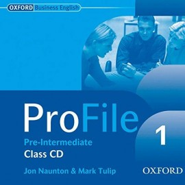 ProFile 1 Class Audio CD