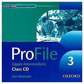 ProFile 3 Class Audio CDs (2)