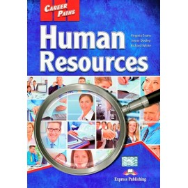 Career Paths: Human Resources Teacher's Book + Student's Book + Audio CDs