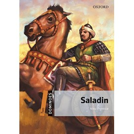 Oxford Dominoes: Saladin + Mp3 audio download