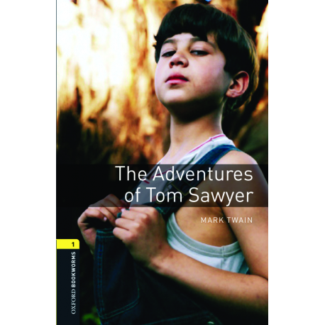 Oxford Bookworms: The Adventures of Tom Sawyer + MP3 audio download Oxford University Press 9780194620321
