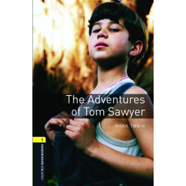 Oxford Bookworms: The Adventures of Tom Sawyer + MP3 audio download