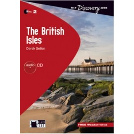 The British Isles + Audio CD