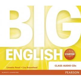 Big English Starter Class Audio CD