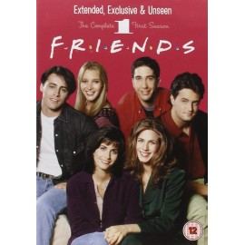 Friends DVD: The Complete Season 1