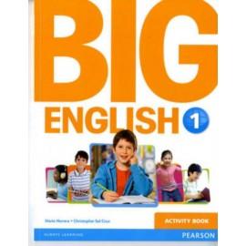 Big English 1 Activity Book