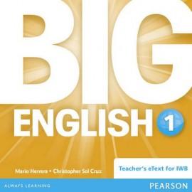 Big English 1 Active Teach (Interactive Whiteboard Software)