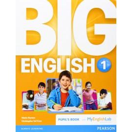 Big English 1 Pupil's Book and MyEnglishLab Pack