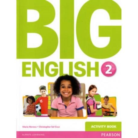 Big English 2 Activity Book 9781447950585