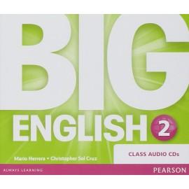 Big English 2 Class CD