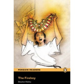 Pearson English Readers: The Fireboy