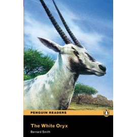 Pearson English Readers: The White Oryx