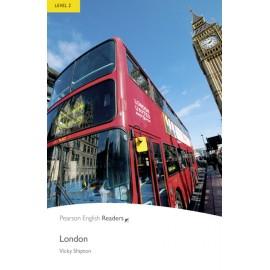 Pearson English Readers: London
