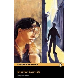 Pearson English Readers: Run For Your Life