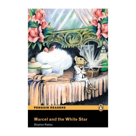 Marcel and the White Star + CD Pearson 9781405880657