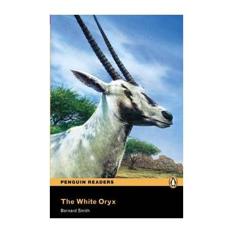 The White Oryx + CD Pearson 9781405880725