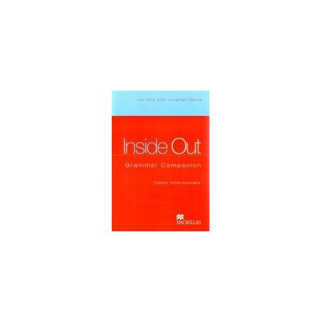 Inside Out Upper-Intermediate Grammar Companion Macmillan 9781405082082