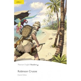 Pearson English Readers: Robinson Crusoe
