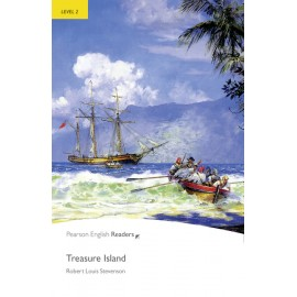 Pearson English Readers: Treasure Island