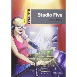 Oxford Dominoes: Studio Five + MP3 audio download
