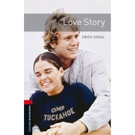 Oxford Bookworms: Love Story + MP3 audio download