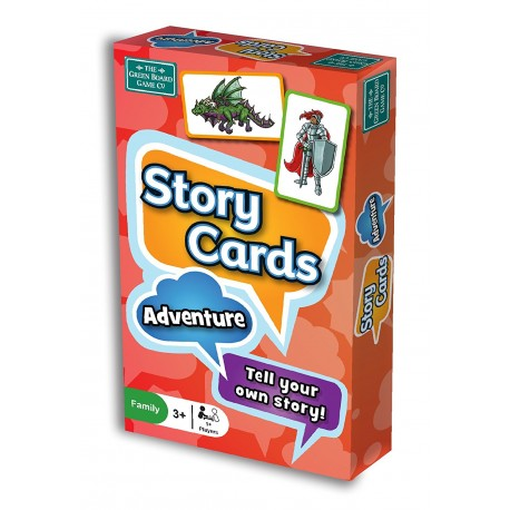 Story Cards Adventure The Green Board Game 5025822445049