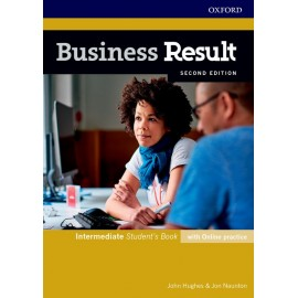 Business Result Second Edition Intermediate Student's Book with Online Practice