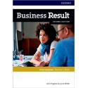 Business Result Second Edition Intermediate Teacher's Book with DVD