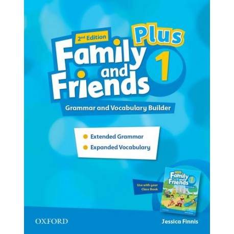 Family and Friends 1 Plus Second Edition Grammar and Vocabulary Builder