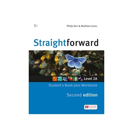Straightforward Pre-intermediate Students Book