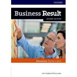 Business Result Second Edition Elementary Teacher's Book with DVD