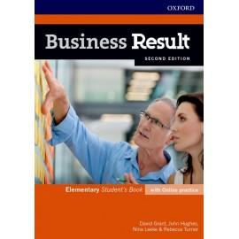 Business Result Second Edition Elementary Student's Book with Online Practice