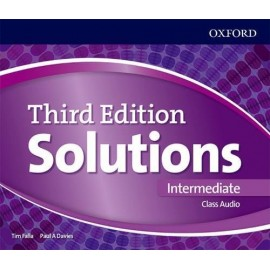 Maturita Solutions Third Edition Intermediate Class Audio CDs