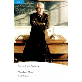 Teacher Man + MP3 Audio CD